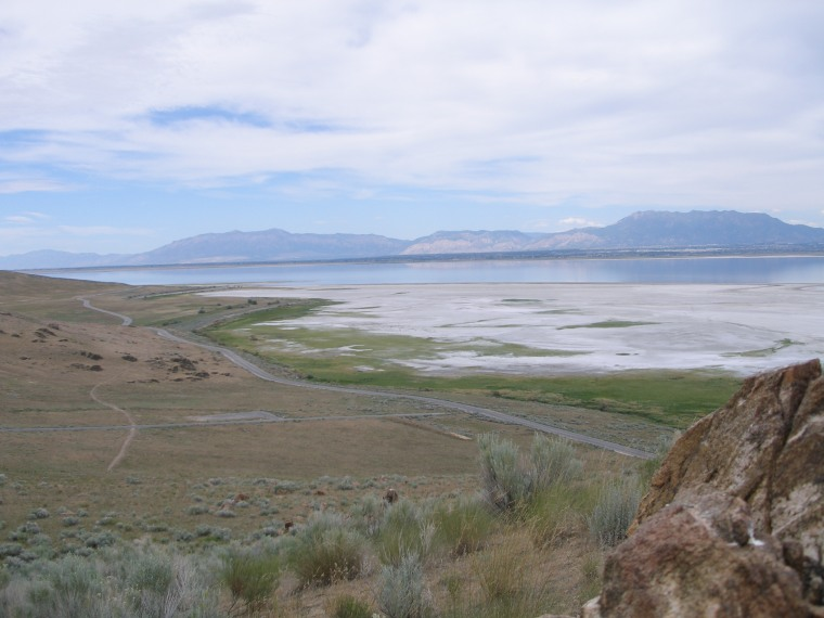 Antelope Island, Great Salt Lake, SLC, Utah